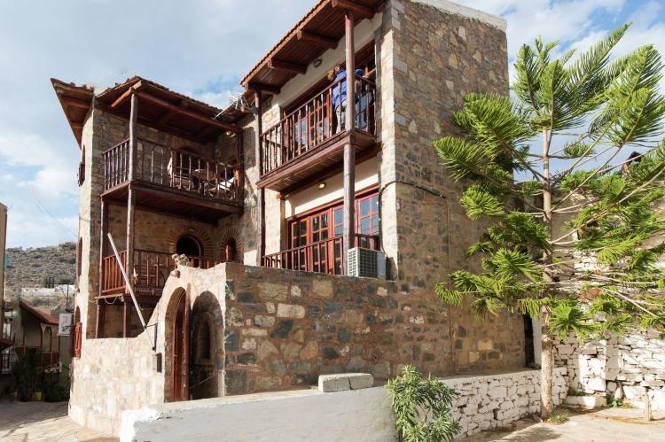 Holiday homeGreece - Crete: House of Monastery  [1]