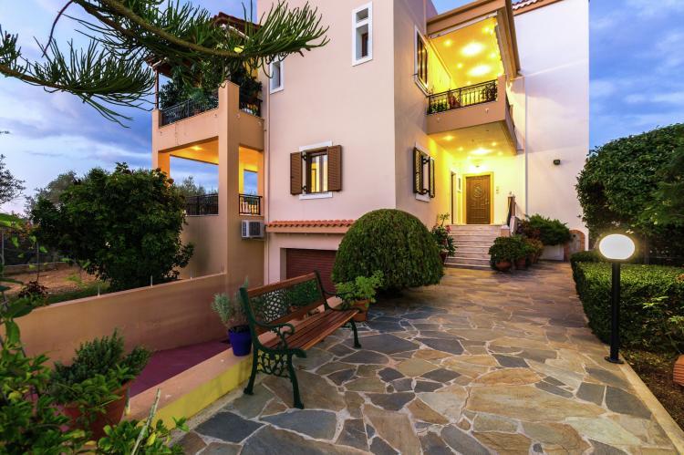 Holiday homeGreece - Crete: Wine Apartment  [7]