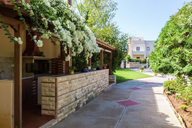 Holiday homeGreece - Crete: Wine Apartment  [21]