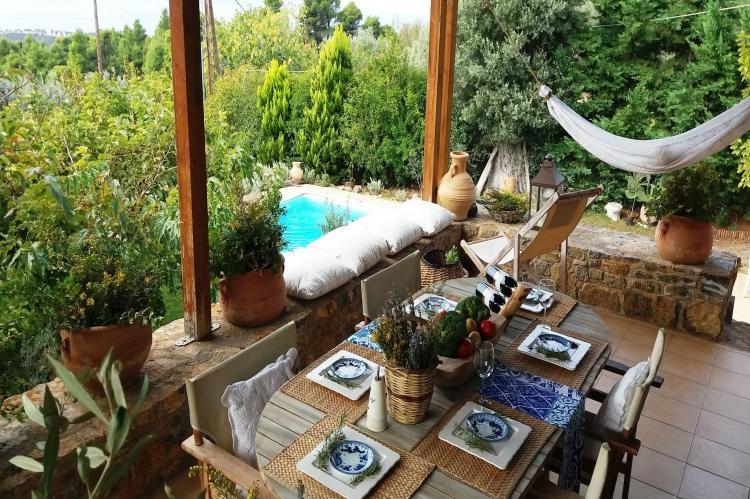 VakantiehuisGriekenland - Centraal-Griekenland: Evia Fox House  [22]