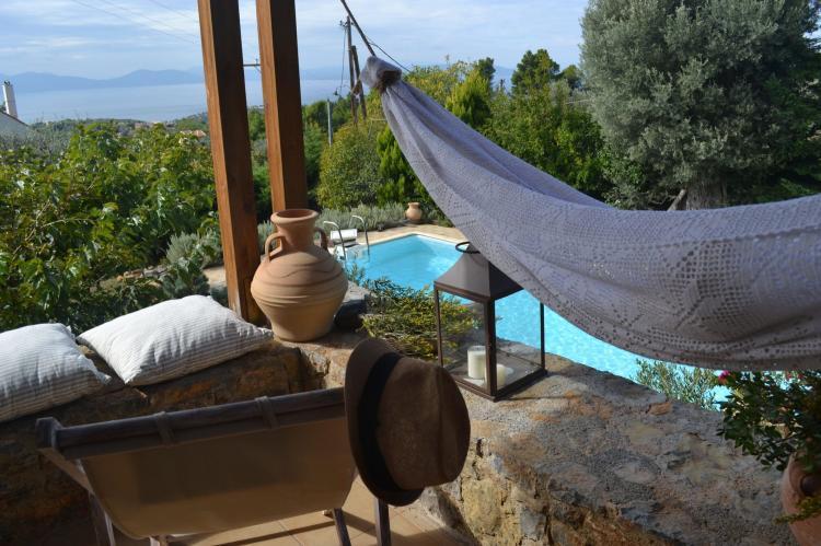 VakantiehuisGriekenland - Centraal-Griekenland: Evia Fox House  [35]