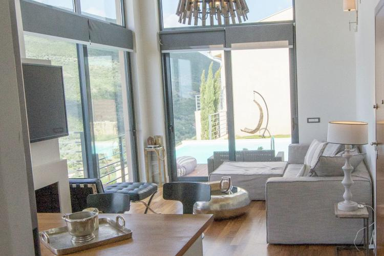 VakantiehuisGriekenland - Lefkas: Villa Krystle  [9]