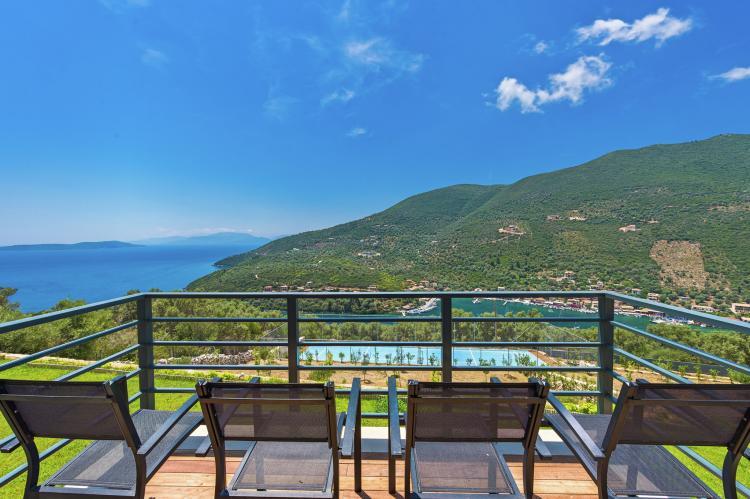 VakantiehuisGriekenland - Lefkas: Villa Krystle  [37]