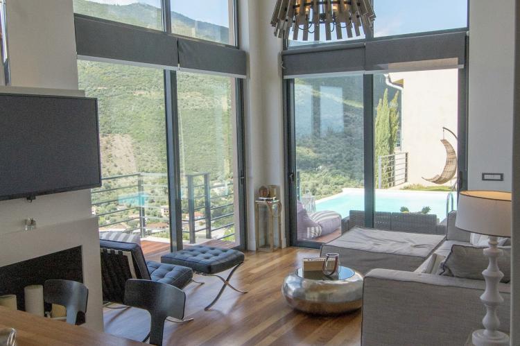 VakantiehuisGriekenland - Lefkas: Villa Krystle  [8]
