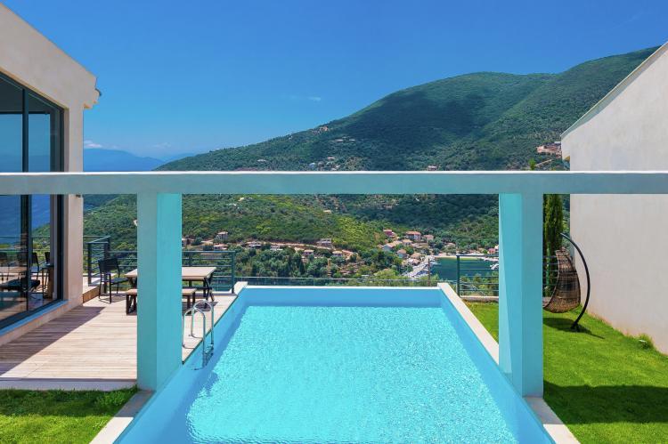 VakantiehuisGriekenland - Lefkas: Villa Krystle  [7]