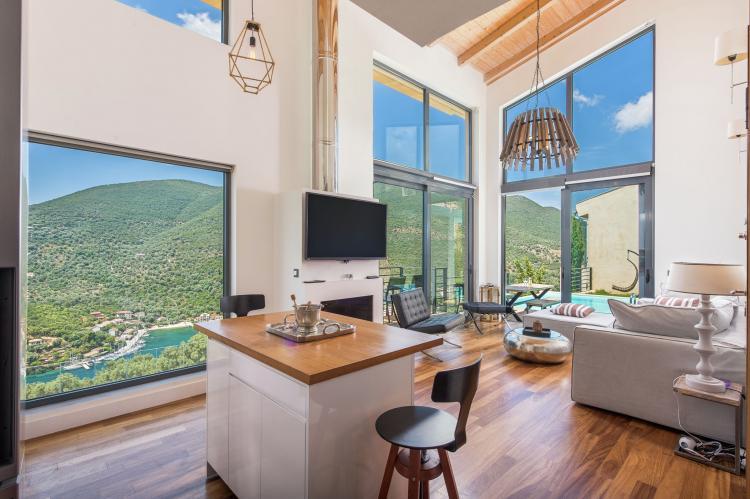 VakantiehuisGriekenland - Lefkas: Villa Krystle  [36]