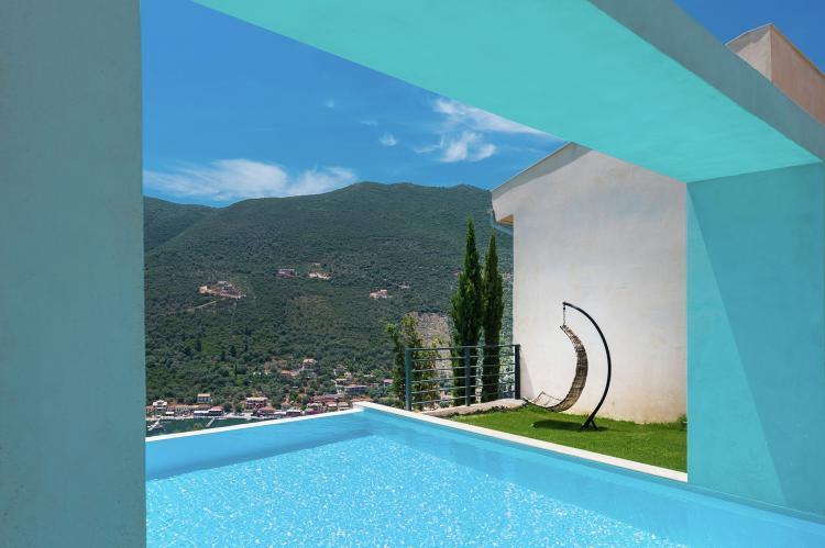 VakantiehuisGriekenland - Lefkas: Villa Krystle  [35]