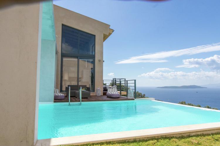 VakantiehuisGriekenland - Lefkas: Villa Krystle  [5]