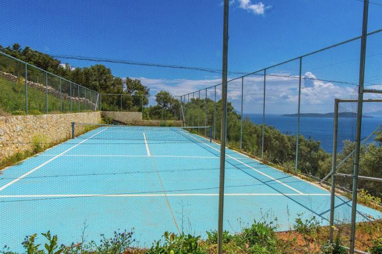 VakantiehuisGriekenland - Lefkas: Villa Krystle  [38]