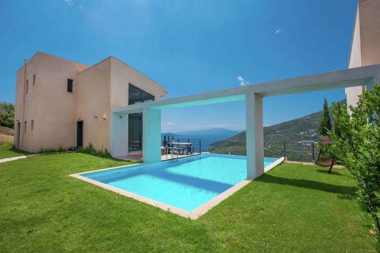 VakantiehuisGriekenland - Lefkas: Villa Krystle  [3]