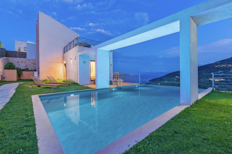 VakantiehuisGriekenland - Lefkas: Villa Alexis  [6]