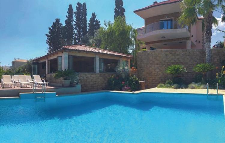 Holiday homeGreece - Peloponese: Petalou, Korinthias  [3]