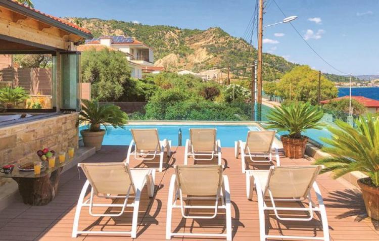 Holiday homeGreece - Peloponese: Petalou, Korinthias  [1]