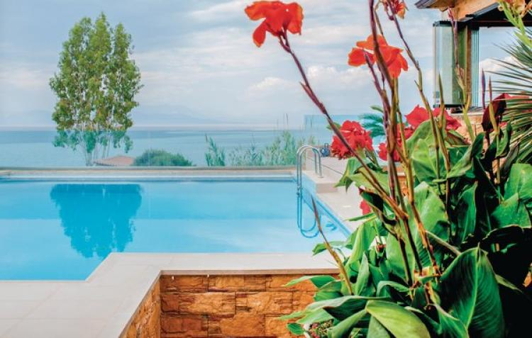 Holiday homeGreece - Peloponese: Petalou, Korinthias  [6]