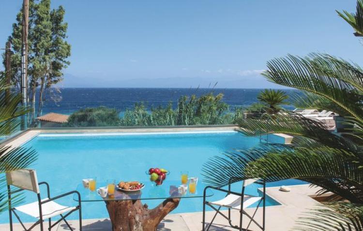 Holiday homeGreece - Peloponese: Petalou, Korinthias  [4]