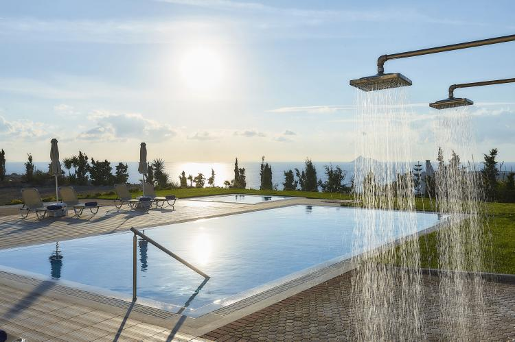 VakantiehuisGriekenland - Kreta: Orelia Cretan Villa I 4 persons  [35]
