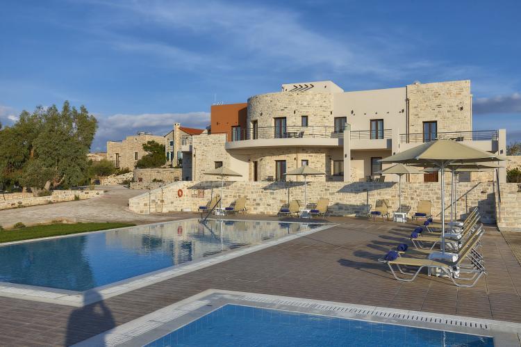 VakantiehuisGriekenland - Kreta: Orelia Cretan Villa I 4 persons  [37]