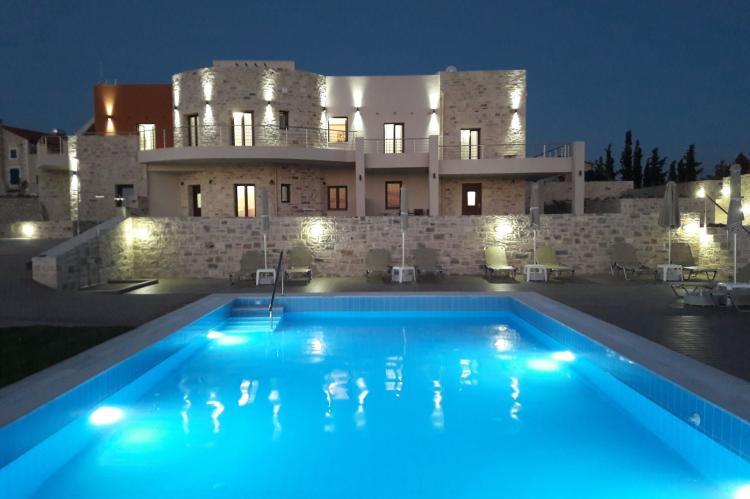 VakantiehuisGriekenland - Kreta: Orelia Cretan Villa I 4 persons  [15]