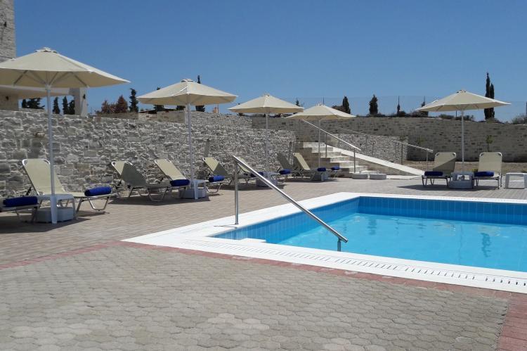 VakantiehuisGriekenland - Kreta: Orelia Cretan Villa I 4 persons  [10]
