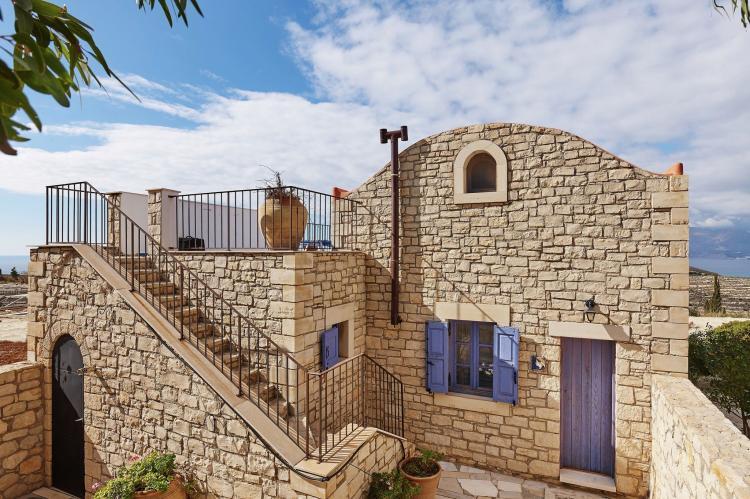 VakantiehuisGriekenland - Kreta: Orelia Cretan Villa I 4 persons  [4]