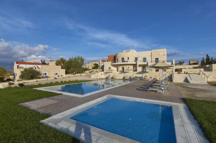 VakantiehuisGriekenland - Kreta: Orelia Cretan Villa I 4 persons  [34]
