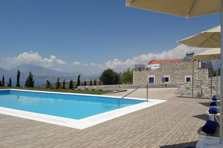VakantiehuisGriekenland - Kreta: Orelia Cretan Villa I 4 persons  [3]