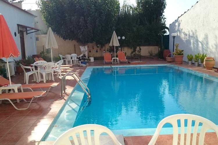 Holiday homeGreece - Crete: Studio in Iliaktida Apartments  [3]