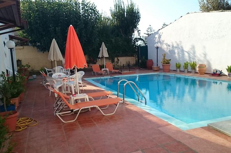 Holiday homeGreece - Crete: Studio in Iliaktida Apartments  [4]