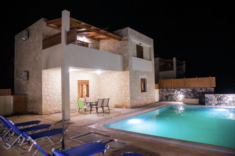 Holiday homeGreece - Crete: Villa Emerald  [1]