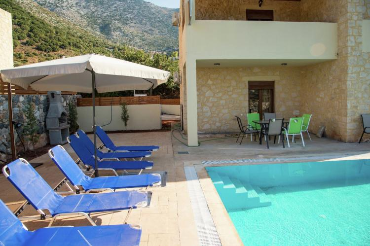 Holiday homeGreece - Crete: Villa Emerald  [2]