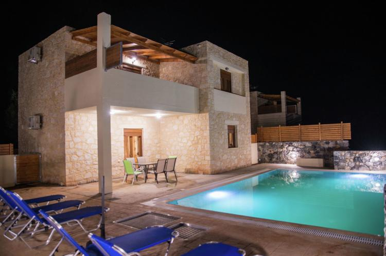 Holiday homeGreece - Crete: Villa Emerald  [12]