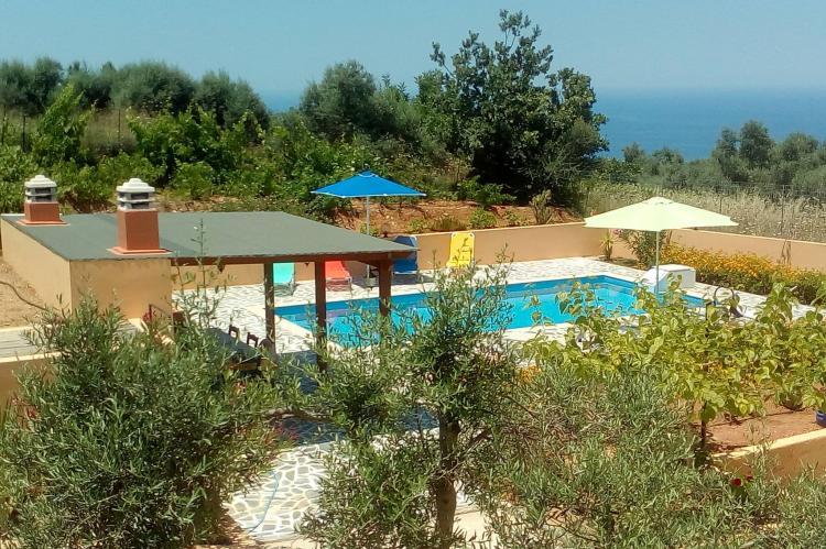 Holiday homeGreece - Crete: Villa Farangi  [13]