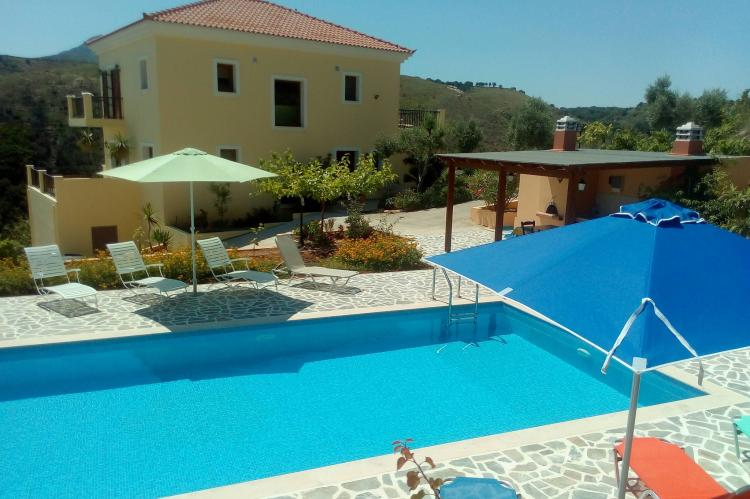 Holiday homeGreece - Crete: Villa Farangi  [10]