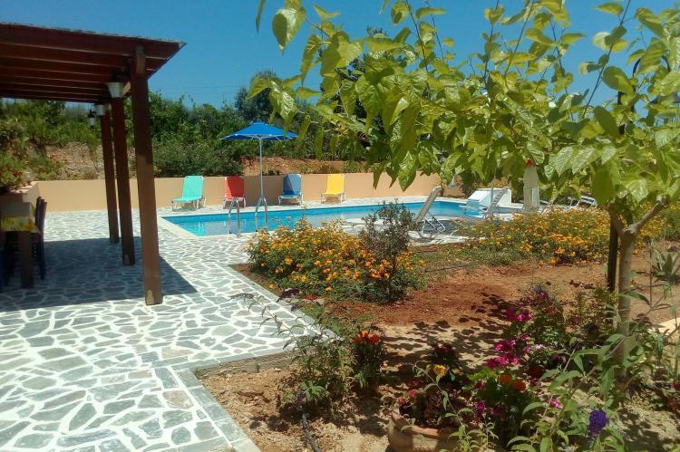 Holiday homeGreece - Crete: Villa Farangi  [11]