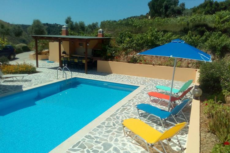 Holiday homeGreece - Crete: Villa Farangi  [8]
