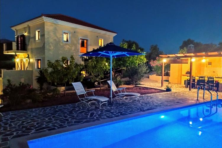 Holiday homeGreece - Crete: Villa Farangi  [38]