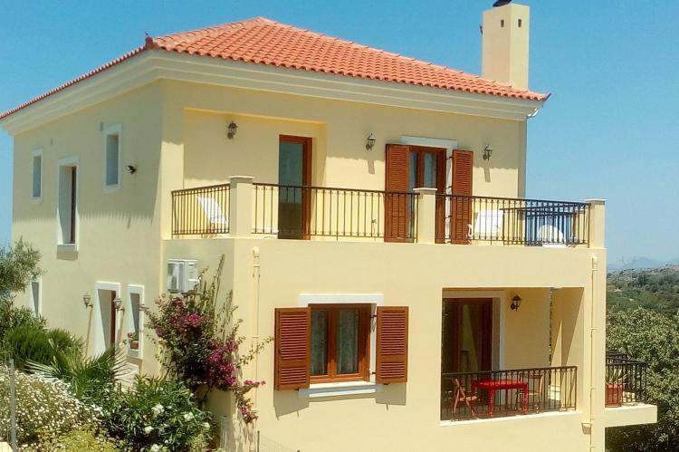 Holiday homeGreece - Crete: Villa Farangi  [7]