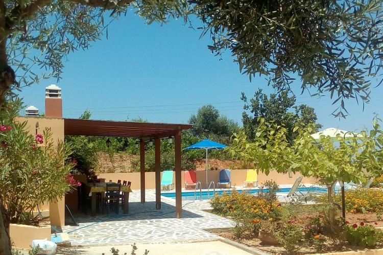 Holiday homeGreece - Crete: Villa Farangi  [12]