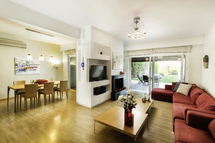 VakantiehuisGriekenland - Rhodos: Gennadi Luxury Beach Front Villa  [9]