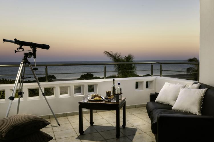 VakantiehuisGriekenland - Rhodos: Gennadi Luxury Beach Front Villa  [16]