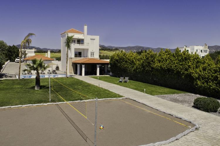 VakantiehuisGriekenland - Rhodos: Gennadi Luxury Beach Front Villa  [4]