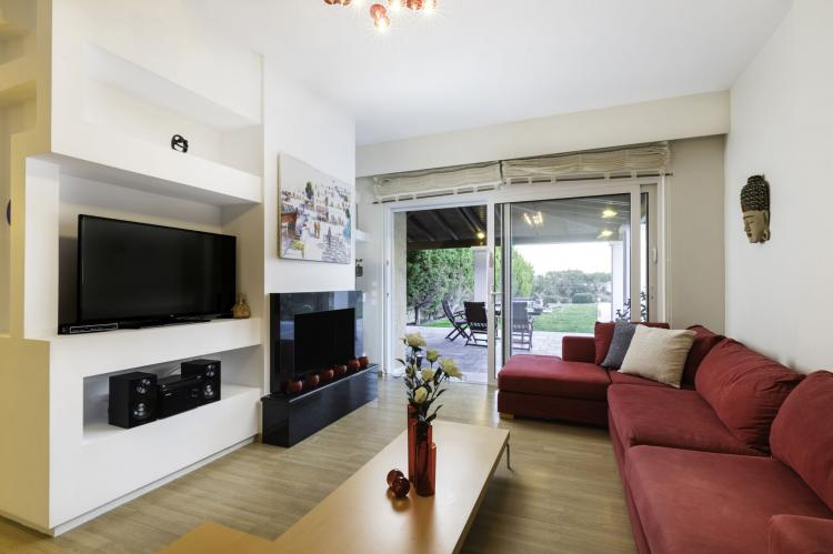 VakantiehuisGriekenland - Rhodos: Gennadi Luxury Beach Front Villa  [10]
