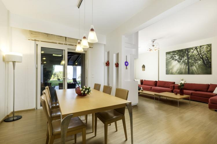 VakantiehuisGriekenland - Rhodos: Gennadi Luxury Beach Front Villa  [11]