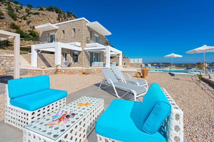 VakantiehuisGriekenland - Rhodos: Villa Horizontes  [15]