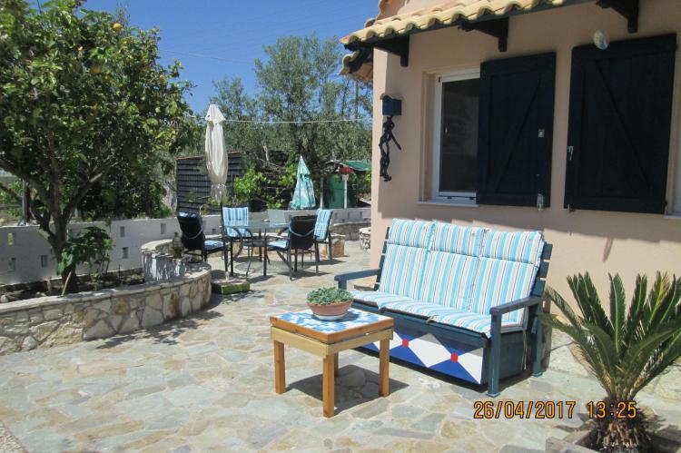 VakantiehuisGriekenland - Peloponnesos: Villa Bolide  [2]