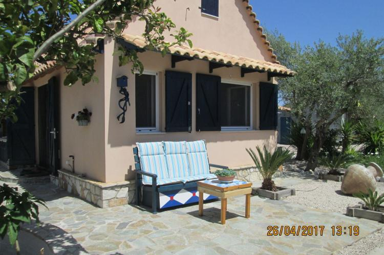 Holiday homeGreece - Peloponese: Villa Bolide  [1]