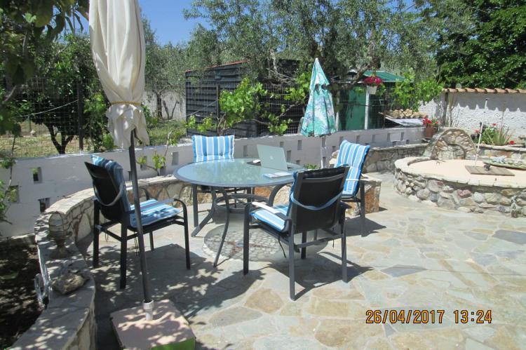 VakantiehuisGriekenland - Peloponnesos: Villa Bolide  [6]