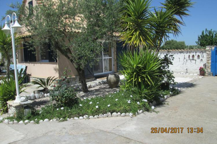 VakantiehuisGriekenland - Peloponnesos: Villa Bolide  [3]