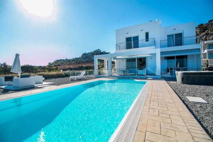 Holiday homeGreece - Rhodes: Villa White Lady  [1]