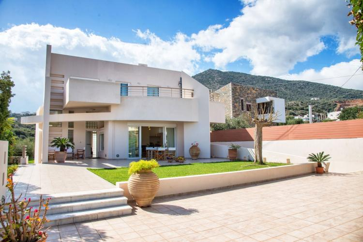 Holiday homeGreece - Crete: Cretan Ivory Villa  [1]